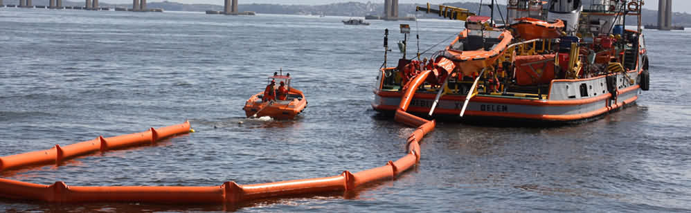 Oil Spill Response Equipments