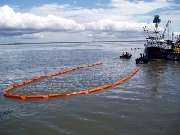 PVC Oil Spill Containment Boom