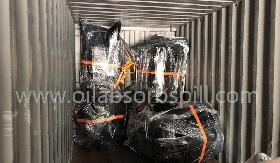 Permanent Boom Shipment