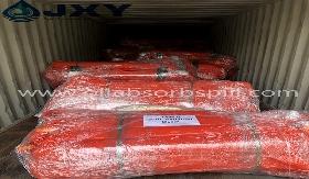 JXY Oil Boom Shipment