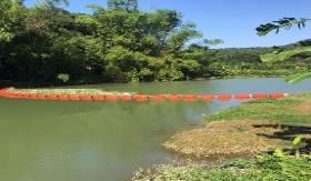 JXY Floating Barrier Buoy