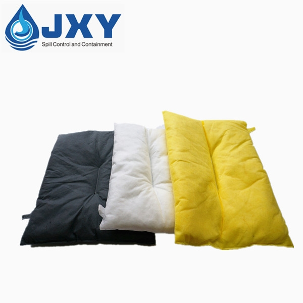Oil-Only Absorbent Pillow For Oil Spill Clean-up