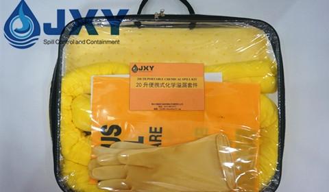 20LTR Portable Truck Chemical Spill Kits