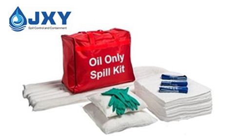 Oil and Fuel Spill Response Kits-58LTR