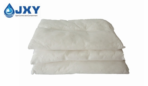 Oil and Fuel Absorbent Pillow-Large