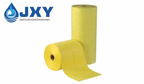 Dimpled Perforated Chemical Sorbent Roll 50cmx40m