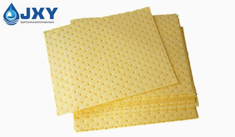 Dimpled Perforated Chemical Sorbent Pad 43cmx48cm