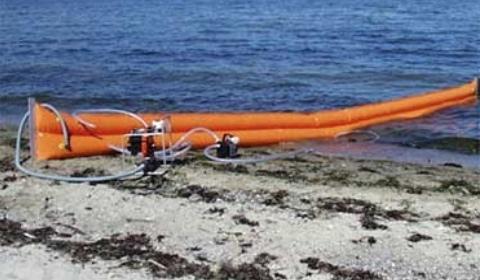 Beach Shore Sealing Boom-JXYWQV900
