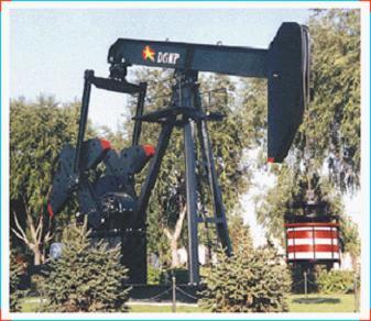 API Oil Beam Pumping Unit
