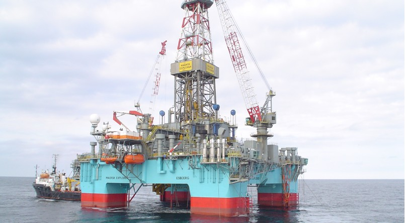 Drilling Semi-submersible Vess