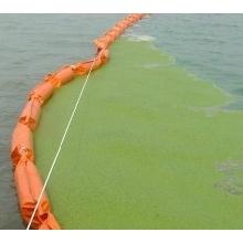 Algae containment boom