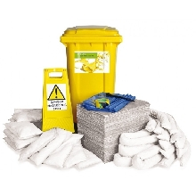 95 Gallon Overpack Oil Spill Kit