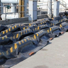 Solid Float Rubber Boom-JXYWGJ600