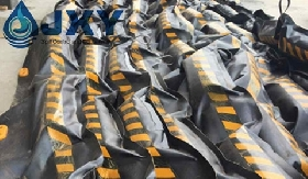 Solid Floatation Rubber Boom-JXYWGJ800