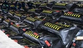 Floating Rubber Oil Boom-JXYWGJ1000