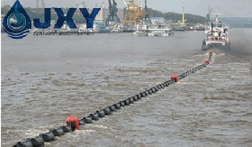 Rubber Oil Containment Boom-JXYWGJ1100