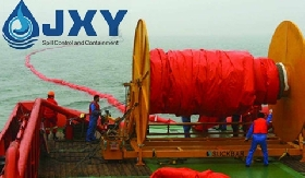 Inflatable Oil Containment Boom-JXYIAB1200
