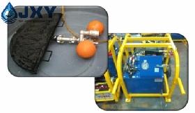 Vacuum Oil Skimmer