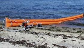 Beach Sealing Oil Boom-JXYWQV800