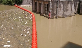 Pollution Control Buoys For Hydropower Station