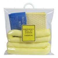20L Chemical Spill Kit with Plastic Carry Bag
