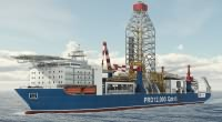 Compact DP3 Drillship