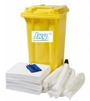 240LTR Wheelie Oil Spill Kits